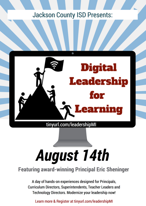 Digital Leadership for Learning