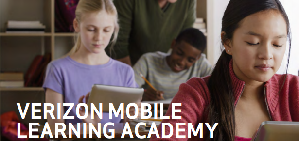 ISTE and the Verizon Foundation Launch Free Mobile Learning Academy forEducators