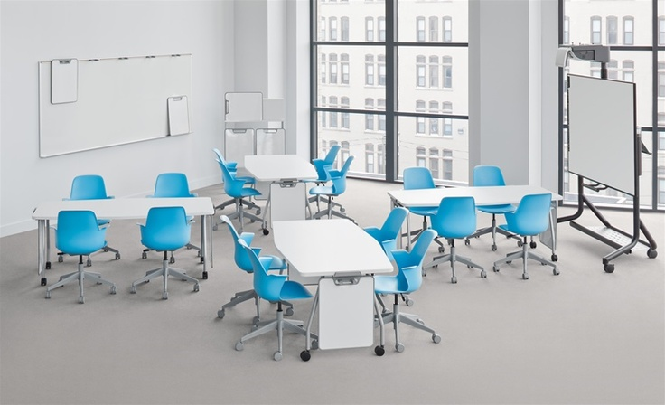 Active Learning Center Grant from Steelcase