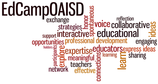 EdCamp OAISD is Happening on March 7, 2015