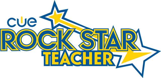The CUE Rock Star Teacher Camp is Coming July 7-9!