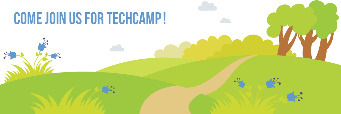 We still have room for you at TechCamp 2015!
