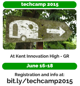 KISD TechCamp 2015