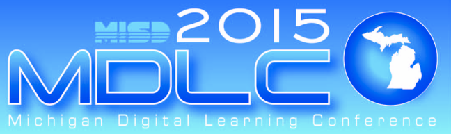 3rd Annual Michigan Digital Learning Conference on October 13-14, 2015!