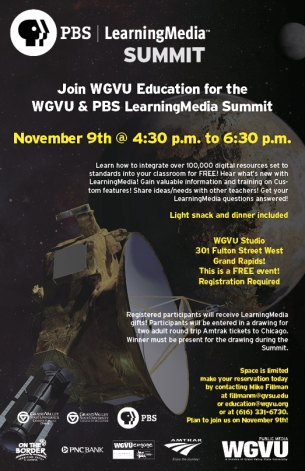 PBS Learning Media Flyer