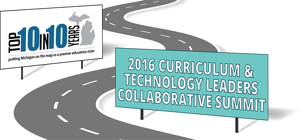2016 Curriculum and Technology Leaders Collaborative Summit – Registration Open!