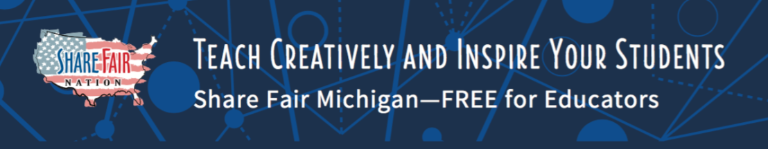 Share Fair Michigan – Save the Date!