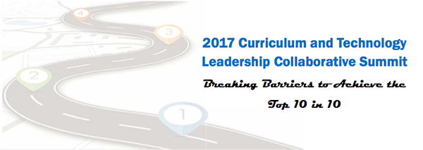 Join Us for the 2017 Curriculum and Technology Leaders Collaborative Summit