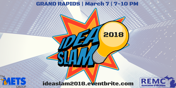 Have a great idea? Get it funded through the IdeaSlam!