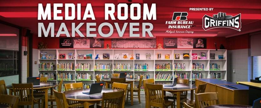 WIN A MEDIA ROOM MAKEOVER FOR YOUR SCHOOL!
