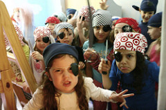 Pirate kids image